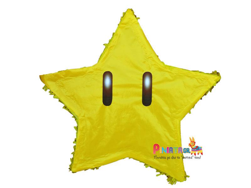 SUPER STAR MARIO
