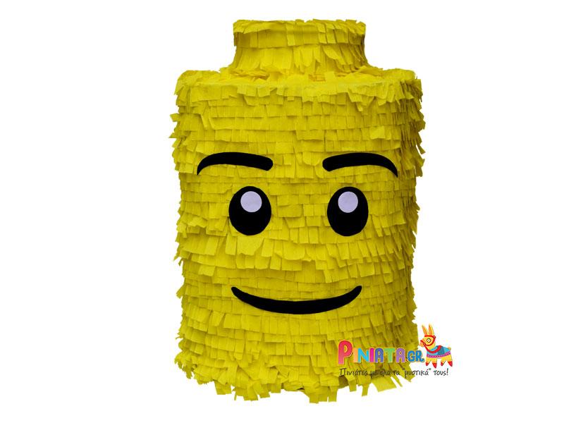 ΠΙΝΙΑΤΑ ΚΕΦΑΛΙ LEGO