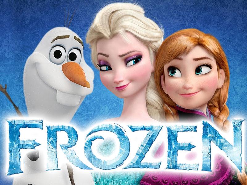 Πινιάτες Frozen