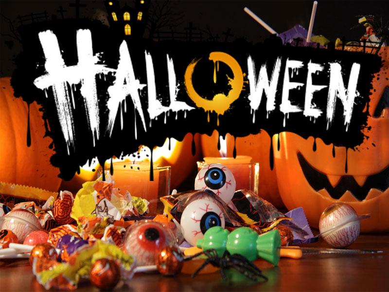 Πινιάτες Halloween