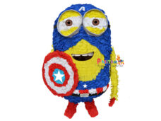 ΠΙΝΙΑΤΑ MINION CAPTAIN AMERICA