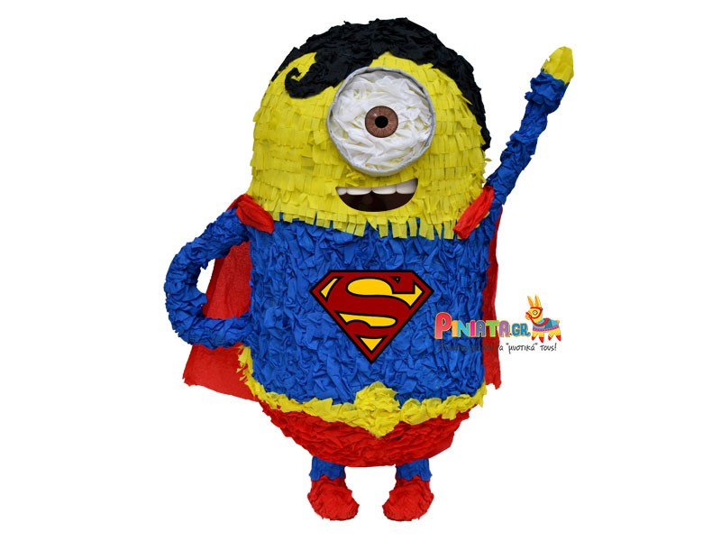 ΠΙΝΙΑΤΑ MINION SUPERMAN
