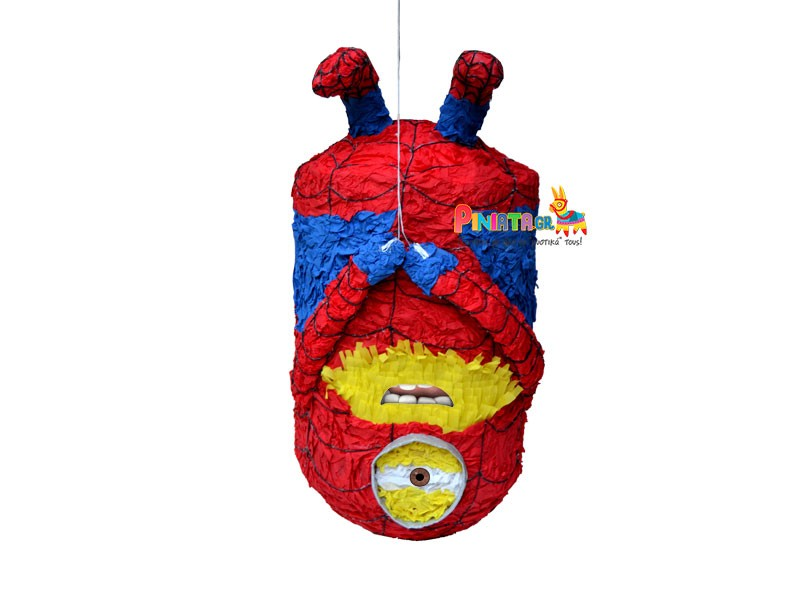 ΠΙΝΙΑΤΑ MINION SPIDERMAN