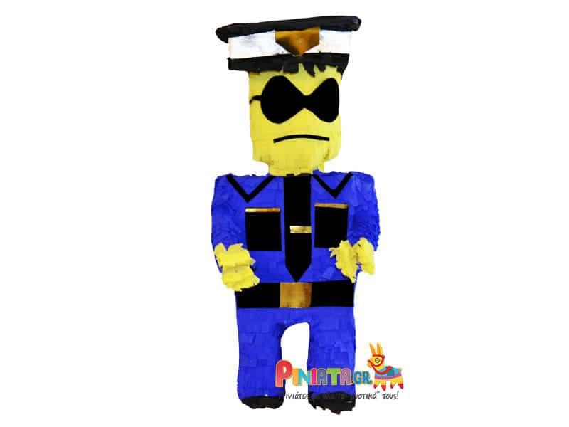 ΧΕΙΡΟΠΟΙΗΤΗ ΠΙΝΙΑΤΑ LEGO ΑΣΤΥΝΟΜΙΚΟΣ