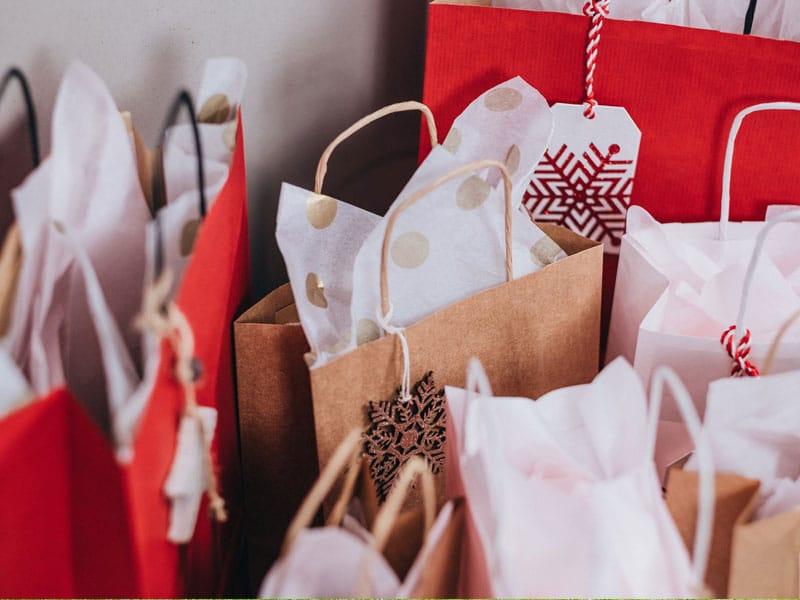 σακουλες με δωρακια