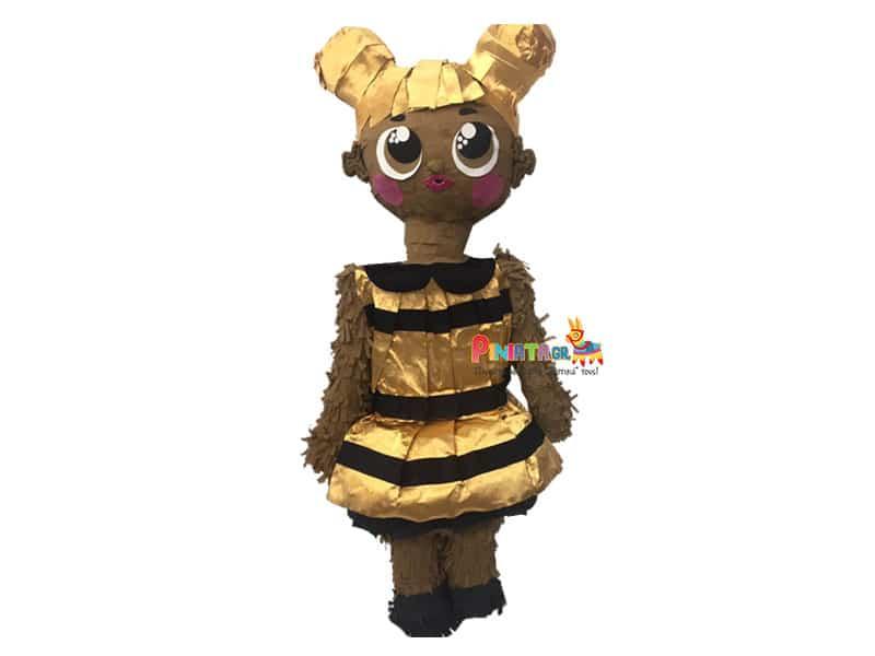 ΧΕΙΡΟΠΟΙΗΤΗ ΠΙΝΙΑΤΑ LOL SURPRISE DOLL QUEEN BEE