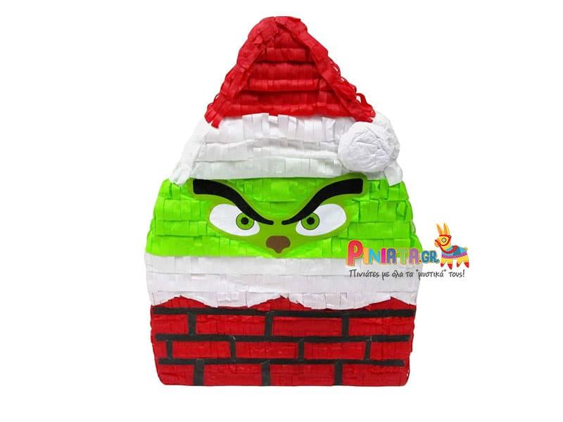 Πινιάτα Santa Grinch