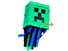 Πινιάτα Minecraft Creeper