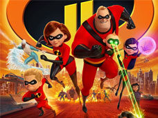 Πινιάτες Απίθανοι - Incredibles