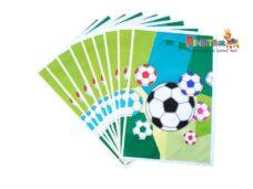 σακουλακια για δωρακια ποδοσφαιρο