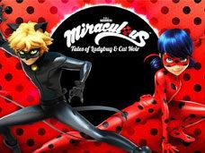 Πινιάτες Miraculous Ladybug