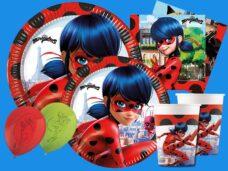 Είδη πάρτυ Miraculous Ladybug