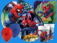 Είδη πάρτυ Spiderman